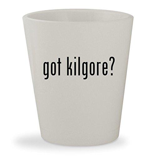 got kilgore? - White Ceramic 1.5oz Shot - Sunglasses 2014 Police