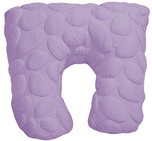 Nook Niche Organic Feeding Pillow - Lilac