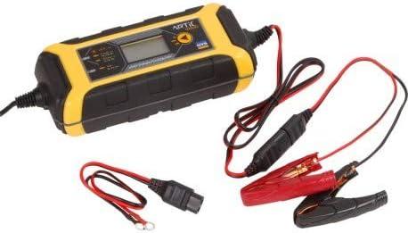 Gys 029583 Automatisches Kfz Batterieladegeräte Für 6v Und 12v Batterien Artic 4000 Auto