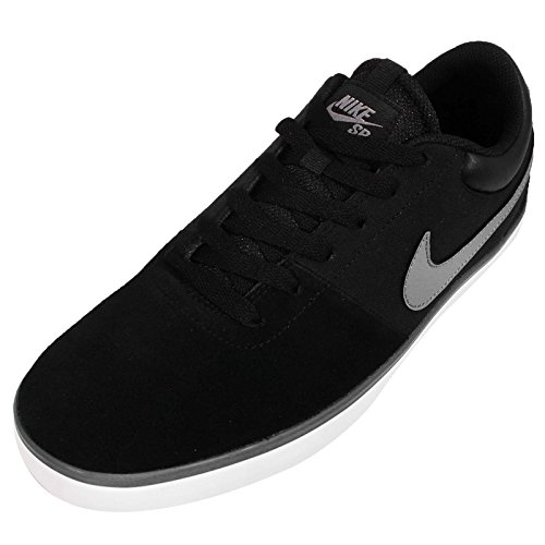 Nike Sb Rabona Lr Mens Utbildare 641747 Gymnastikskor Svart Kallt Gråvit 006