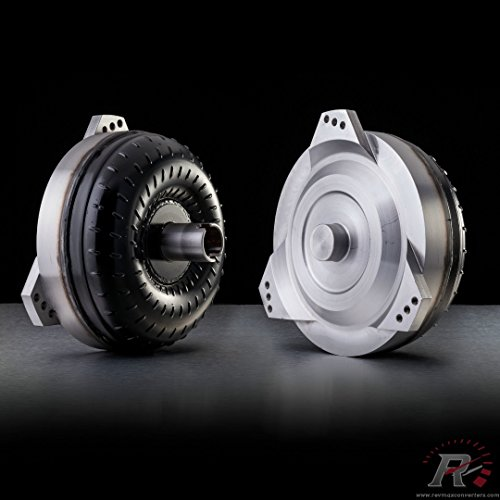 Torque Converter 30 Spline - 700R4 Stage 5 9.5? 245mm Billet Torque Converter 3000 Stall Speed 30 Spline
