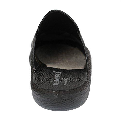Romika 71034 Mokasso 294 Herren Hausschuhe Pantoffeln Clogs Leder