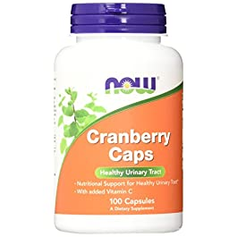 Cranberry Caps, 100  Vegi Capsules-2 Pack