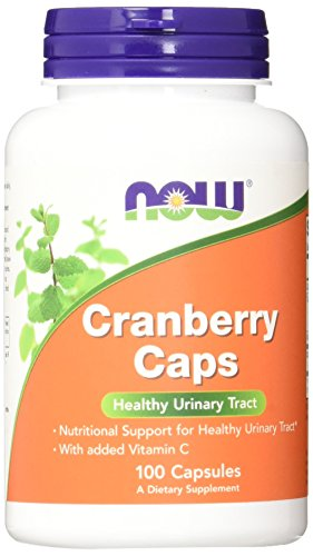 Cranberry Caps, 100  Vegi Capsules-2 Pack (Natural Cranberry Factors)