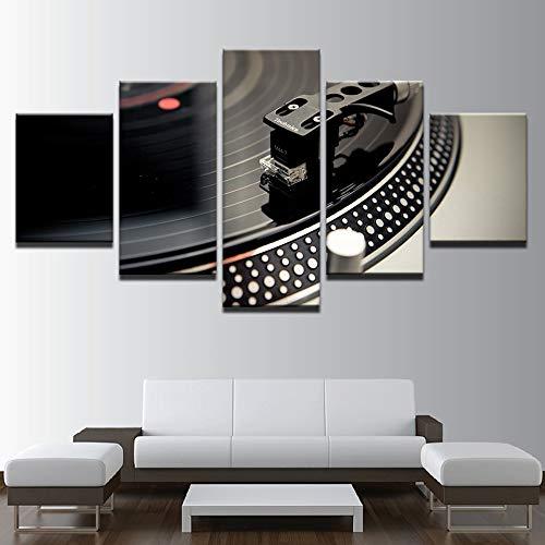 haochenli188 Pintura de la Lona decoración del hogar HD Imprimir ...