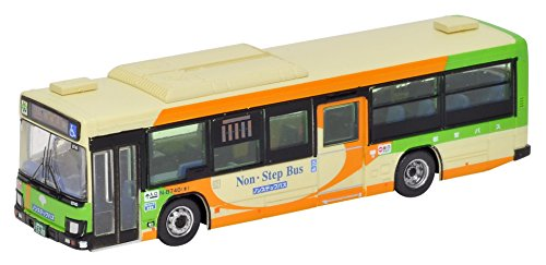 더・버스 콜렉션 버스 코레 내 가버스 콜렉션 MB2 토쿄도 교통국 이스즈 L《가》QDG-LV290N1 디오라마 용품