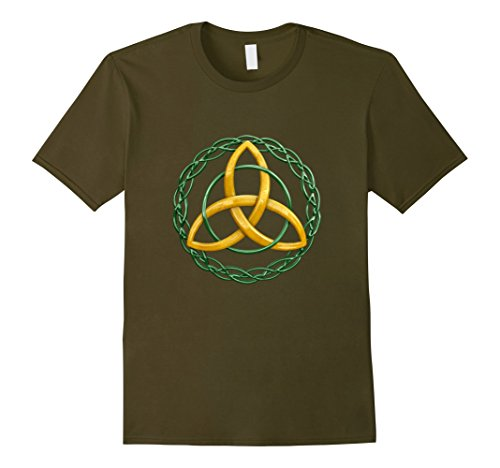 inity Knot T-Shirt 3XL Olive ()