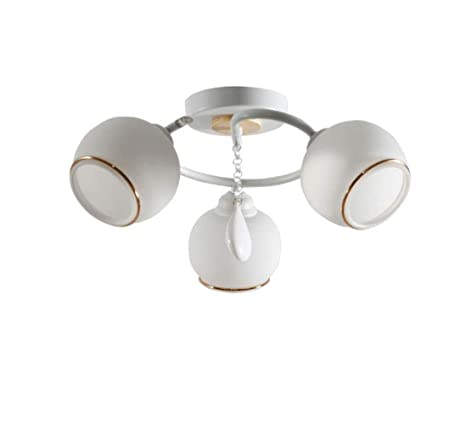 KAD Foco de techo: diseño moderno Lámparas de techo de arte ...