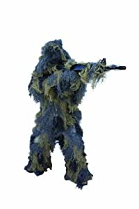 Red Rock Outdoor Gear Men's Ghillie Suit, Acu Camouflage, Medium/Large