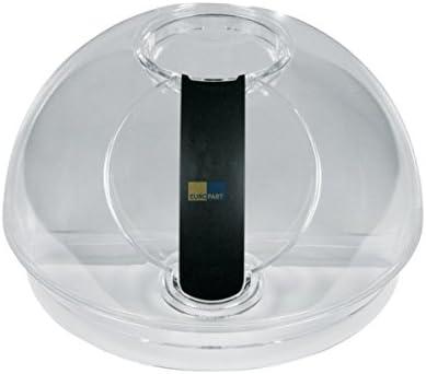 Krups Dolce Gusto MS-621023 - Depósito de agua para cafeteras KP2000, KP2002, KP2004, KP2005 (con mango negro): Amazon.es: Hogar