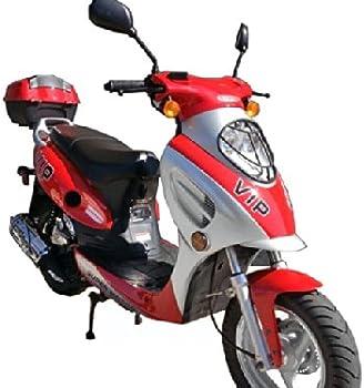 TaoTao CY50-A Gas Powered Scooters