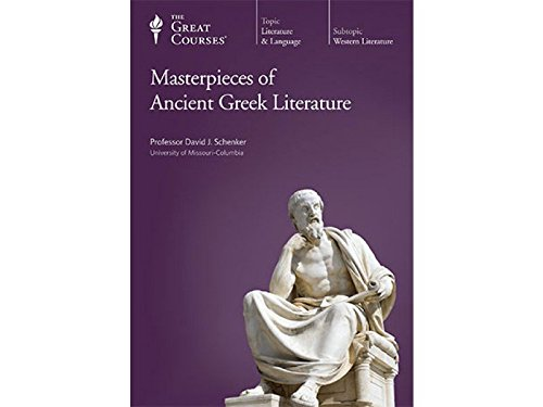 Masterpieces of Ancient Greek Literature
