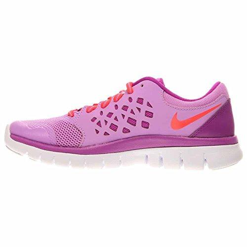 Nike Flex 2015 Rn Gran Estilo Niños: 724992-500 Tamaño: 7