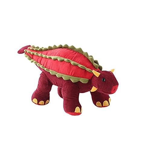 MorisMos Giant Cuddly Dinosaur Toys Ankylosaurus Dinosaur Plush Stuffed Animals Toy Doll for Kids - Ankylosaurus Dinosaur Toy