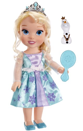Disney Frozen Elsa Toddler Doll- Pre-Movie Release ()