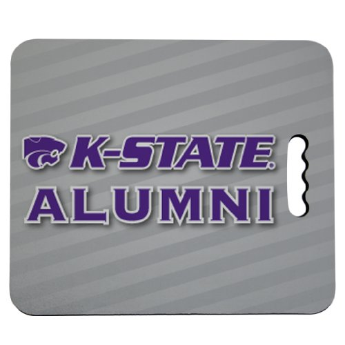 VictoryStore Outdoor Seat Cushions - Kansas State University Stadium Seat Cushion - Alumni Design