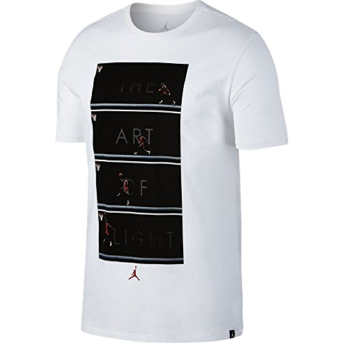 NIKE JORDAN T-SHIRT UOMO ART OF FLIGHT TEE 905931 (L)