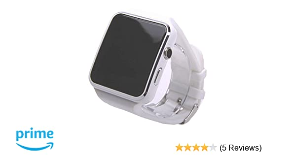 TechComm V7 Bluetooth and GSM Unlocked Smart Watch with Camera