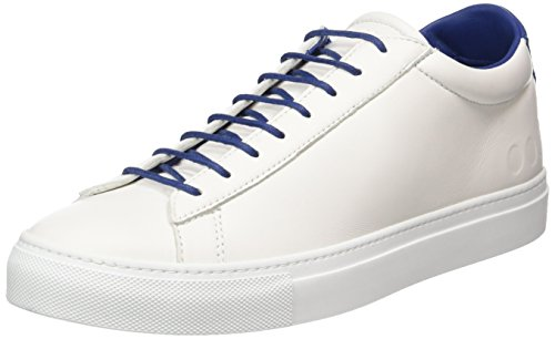 Blanc Basses Forma Prima Sneakers Blue Adulte Primaforma Electric Mixte White wYg1Oq