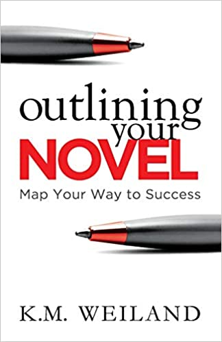 outlining your novel map way to success by k