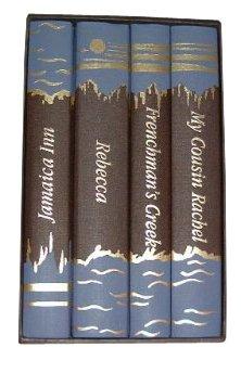Four Cornish Novels: Jamaica Inn, Frenchman's Creek, My Cousin Rachel, and Rebecca