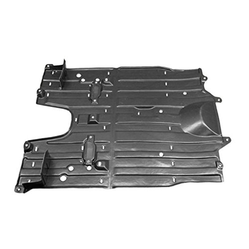 CPP Replacement Engine Splash Shield HO1228135 for 2006-2011 Honda Civic ()