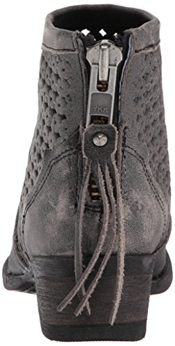 Very Volatile Women's Namaste Ankle Bootie Charcoal 7U51Be78