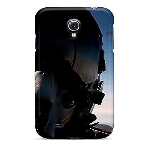 New Arrival HLlXE895wJQEO Premium Galaxy S4 Case(fighter Pilot)