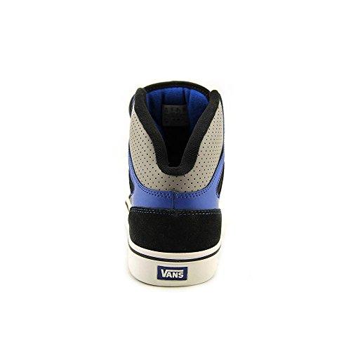 Bestelwagens Unisex Allred Hi-skischoenen Zwart Tinnen Blauw Zwart Tinnen Blauw