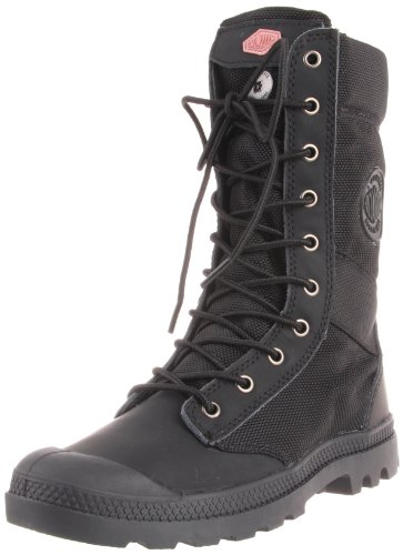 Palladium Women's Pampa Tactical Combat Boot - stylishcombatboots.com