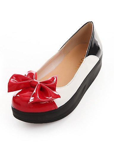 mujer piel PDX zapatos de de sint Zaxz7R