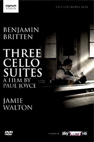 Benjamin Britten: Three Cello Suites (Britten Cello Suites)