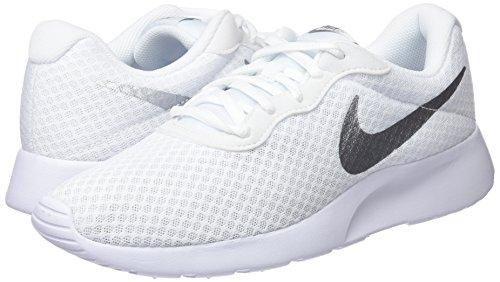 argent Mtallis 101 De Femmes Nike Chaussures Gymnastique Blanc Blanches Tanjun YfFCqwP