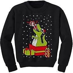 c1124f3f Worst Ugly Christmas Sweaters | Dinosaur Ugly Christmas Sweaters