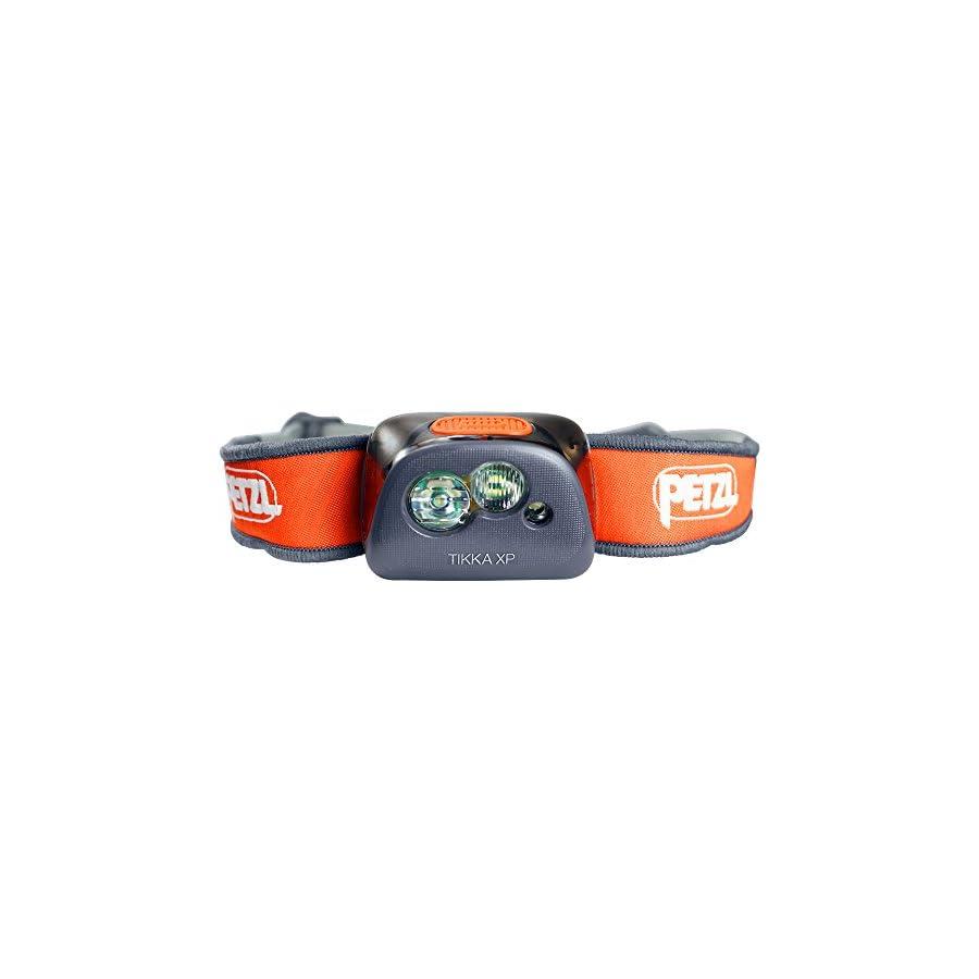 Petzl Tikka XP Headlamp Lighting Orange