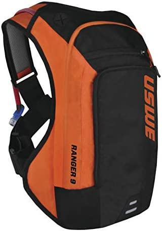 3 Litre Hydration Pack Default , Orange Uswe Orange-Black Ranger
