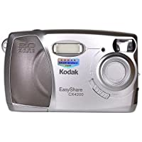 Kodak EasyShare CX4200 Digital Camera, 2.0 Mpix Benefits Review Image