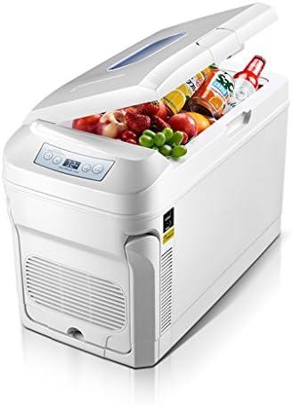 12V 35Lオートカー冷蔵庫|ミニトラベル冷蔵庫クーラーボックス多機能クーラーフリーザーウォーマー (Size : 12V/220-240V)
