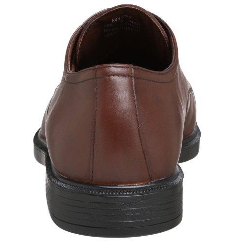 Propet Mens Wall St. Walker Dress Shoe Walnut Brown 4jpQ37b0