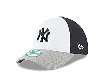 New Era MLB Performance Block 9Forty Adjustable Cap by New Era Cap Company