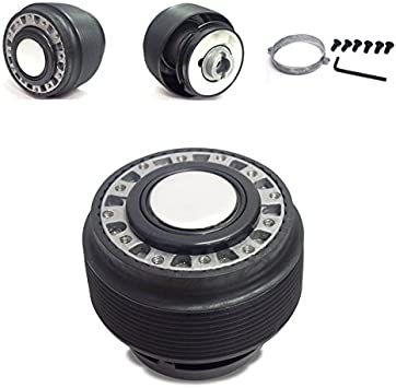 HIGH PERFORMANCE STEERING WHEEL HUB ADAPTOR FOR HONDA DEL SOL 1993-1997