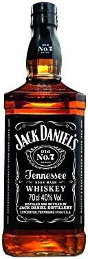 Jack Daniel's Whisky 70 cl.