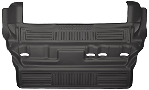 Husky Liner 2nd Row Seat (Husky Liners 3rd Seat Floor Liner Fits 15-18 Escalade/Tahoe - 2nd Row Bench)