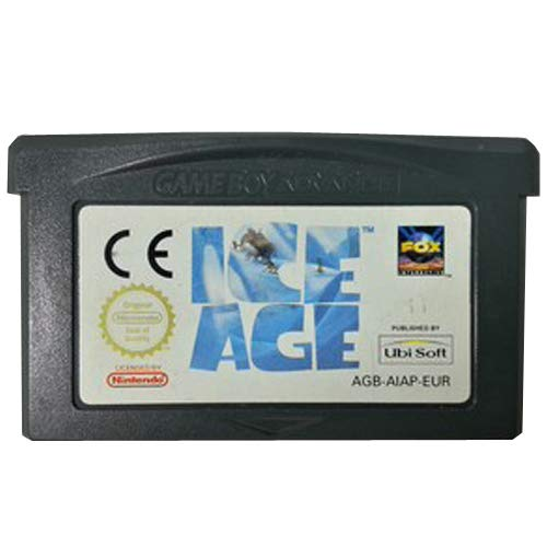 Ice Age Game Boy Advance Game Boy Advance Sin Carcasa ...