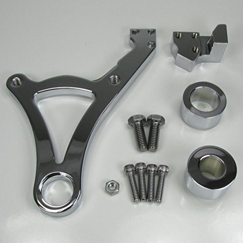Aluminum 2 Piston Rear Caliper - 3