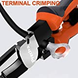 Wire Stripping Crimper Tool, Preciva 7-in-1