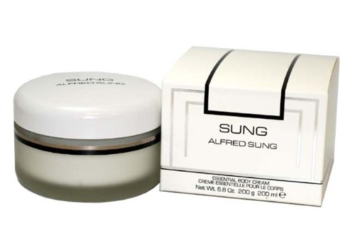 Sung Perfume by Alfred Sung for Women. Essential Body Cream 6.8 Oz / 200g.