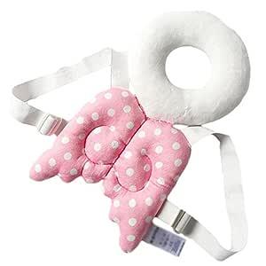 Almohadilla protectora ajustable para la cabeza del bebé, diseño ...