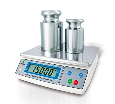 Eurodib USA Satrue Professional Weighing and Counting scale 110 lbs. - SCW50 by Eurodib