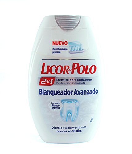 LICOR DEL POLO - 2 IN 1 Weisseffekt 75 ml - unisex